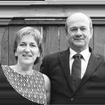 Louise Simard et Yvon Bouchard